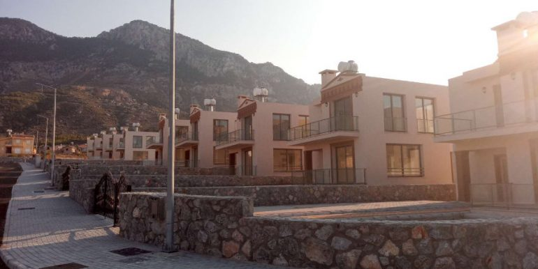 Lapta Ultra-Modern Seaview Villa 3 Bed - North Cyprus Property 1