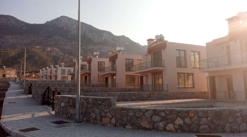 Lapta Ultra-Modern Seaview Villa 3 Bed - North Cyprus Property 1