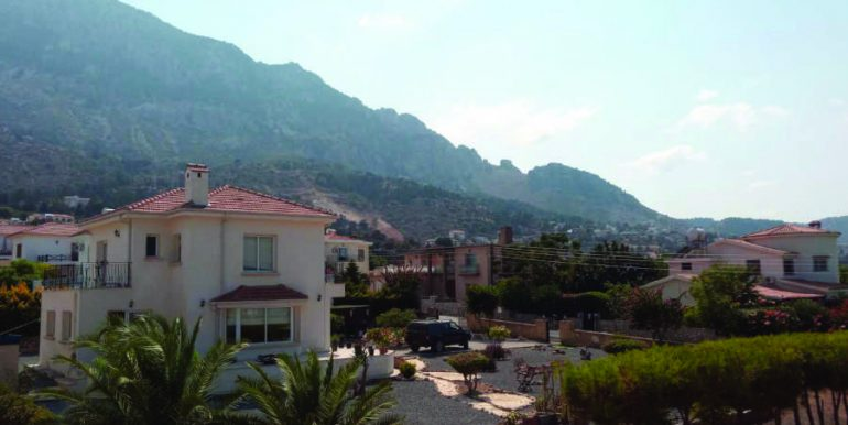Lapta Ultra-Modern Seaview Villa 3 Bed - North Cyprus Property 24