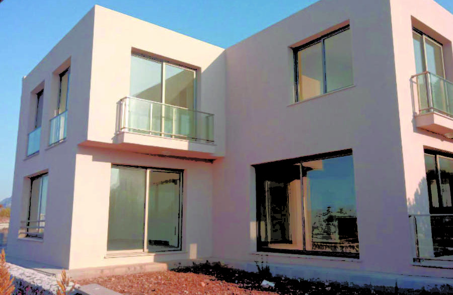 Lapta Ultra-Modern Seaview Villa 3 Bed - North Cyprus Property 8