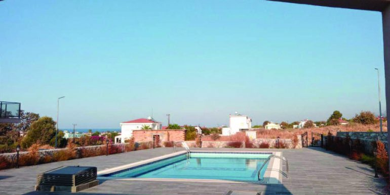 Lapta Ultra-Modern Seaview Villa 3 Bed - North Cyprus Property 9