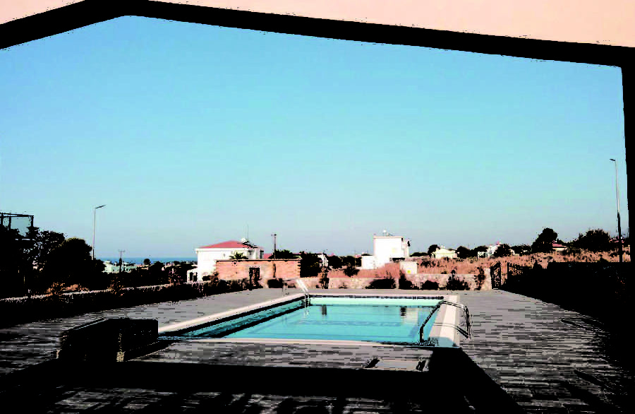 Lapta Ultra-Modern Seaview Villa 3 Bed - North Cyprus Property 9