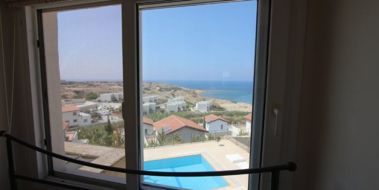 Luxury Frontline Seaview Villa 3 Bed - North Cyprus Property 28