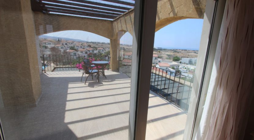 Luxury Frontline Seaview Villa 3 Bed - North Cyprus Property 29