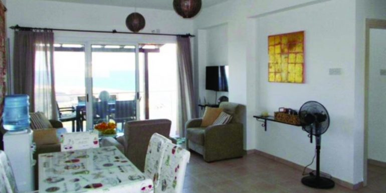 Marine View Frontline Penthouse 2 Bed - North Cyprus Property 6