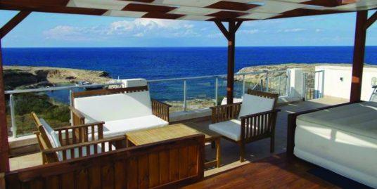 Tatlisu Marina View Frontline Penthouse 2 Bed