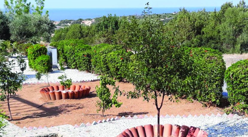 Tatlisu Seaview Garden Apt 3 Bed - North Cyprus Property 22