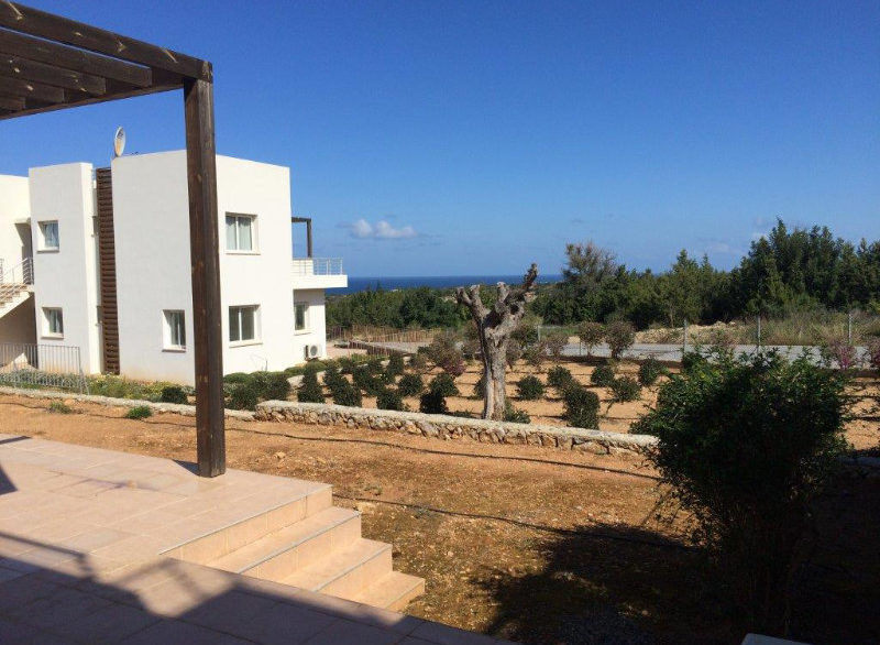 Tatlisu Seaview Garden Apt 3 Bed - North Cyprus Property 7