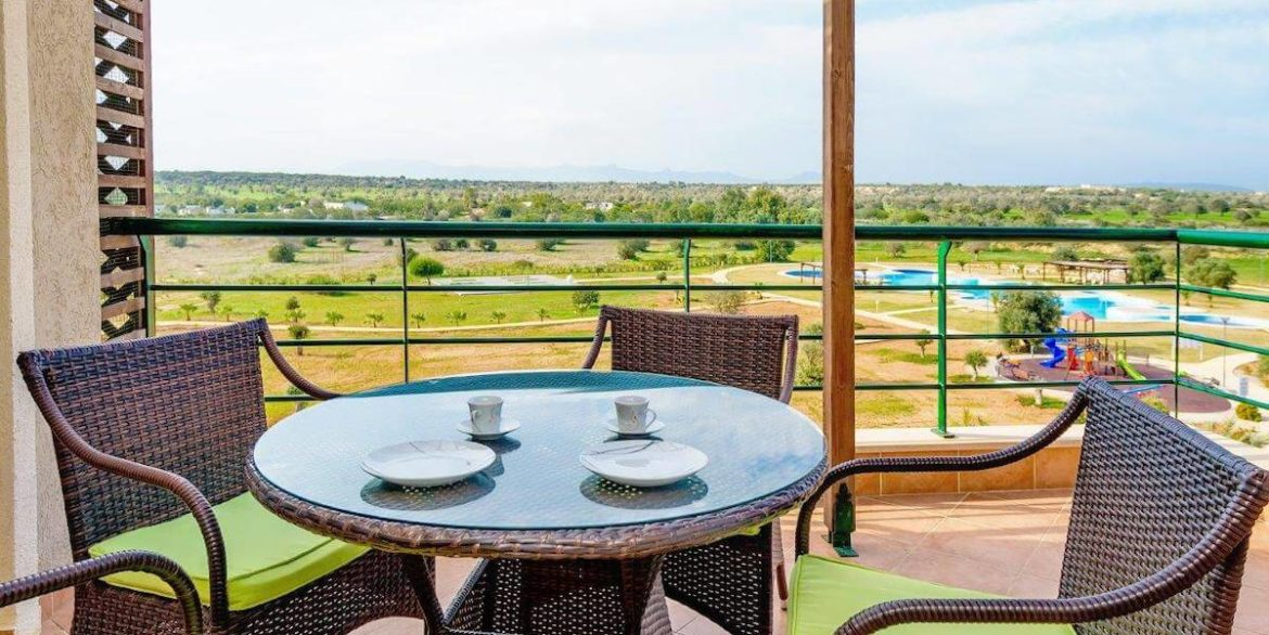 Bafra Beachfront Penthouse 3 Bed - North Cyprus Property 12