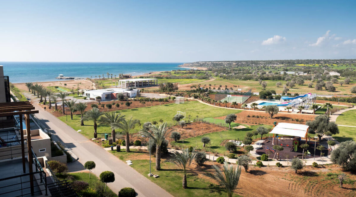 Bafra Beachfront Penthouse 3 Bed - North Cyprus Property N10