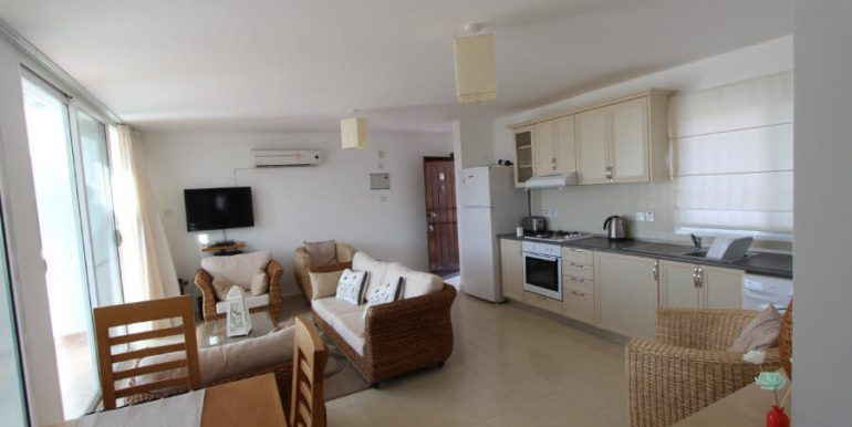 Bahceli Bayview Penthouse 2 Bed - North Cyprus Property 13
