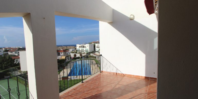 Bahceli Bayview Penthouse 2 Bed - North Cyprus Property 14