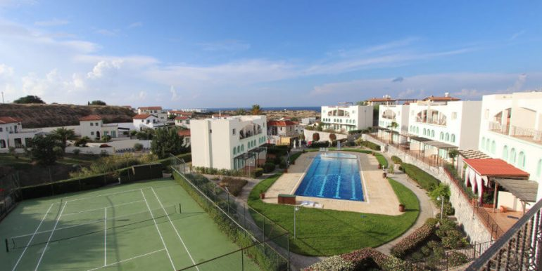 Bahceli Bayview Penthouse 2 Bed - North Cyprus Property 15