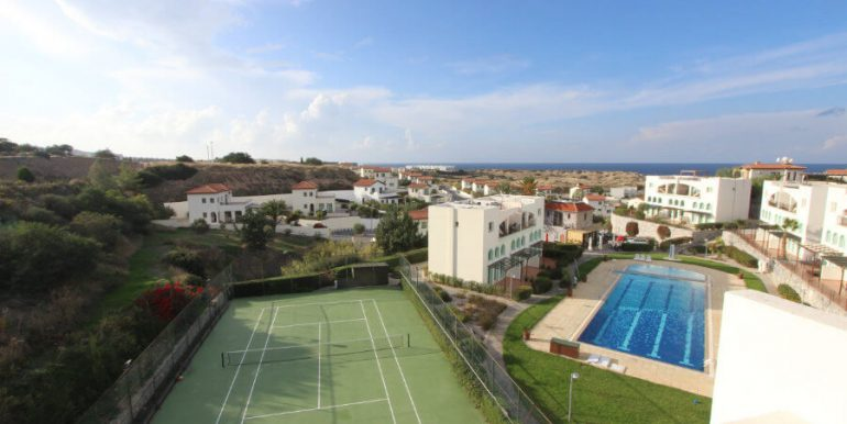 Bahceli Bayview Penthouse 2 Bed - North Cyprus Property 18