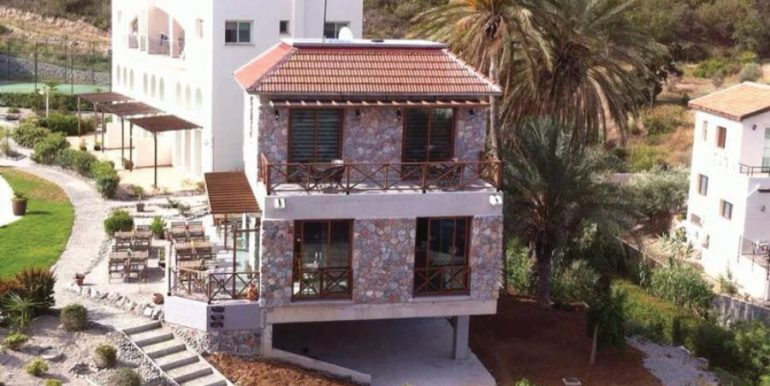 Bahceli Bayview Penthouse 2 Bed - North Cyprus Property 2