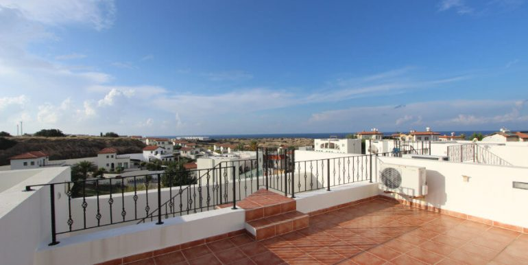 Bahceli Bayview Penthouse 2 Bed - North Cyprus Property 21