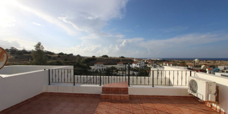 Bahceli Bayview Penthouse 2 Bed - North Cyprus Property 22