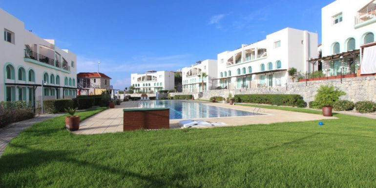 Bahceli Bayview Penthouse 2 Bed - North Cyprus Property 24