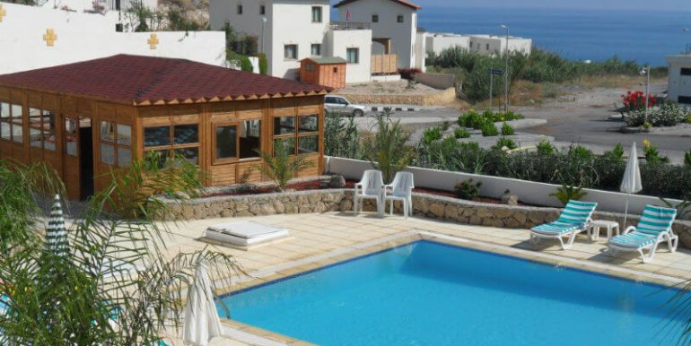 Bahceli Bayview Penthouse 2 Bed - North Cyprus Property 27