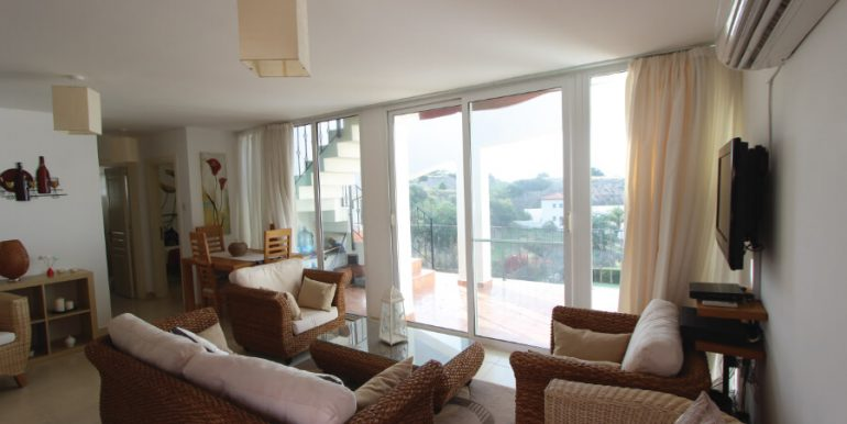 Bahceli Bayview Penthouse 2 Bed - North Cyprus Property 4