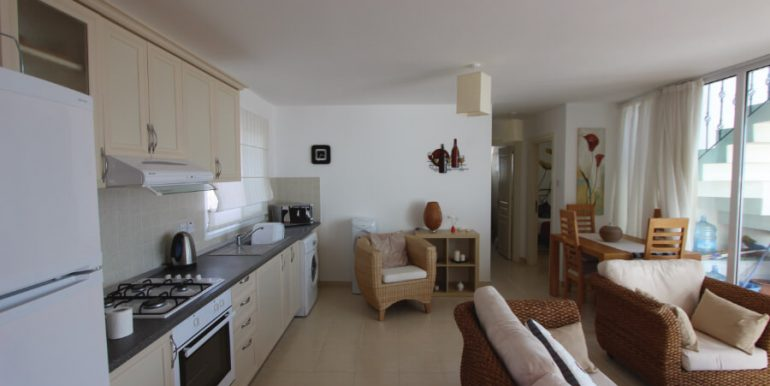 Bahceli Bayview Penthouse 2 Bed - North Cyprus Property 5
