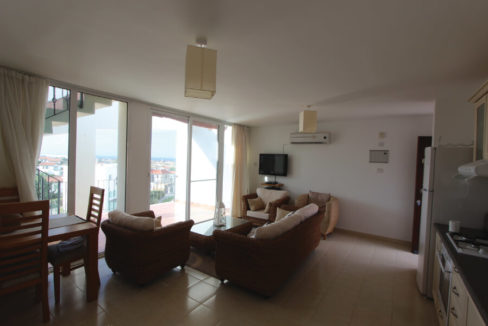 Bahceli Bayview Penthouse 2 Bed - North Cyprus Property 6