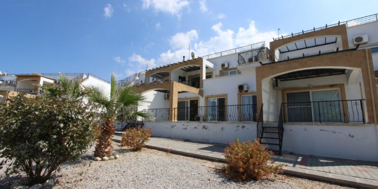 Bahceli Palms View Garden Apt 3 Bed - North Cyprus Property 17