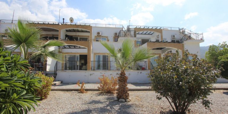 Bahceli Palms View Garden Apt 3 Bed - North Cyprus Property 18
