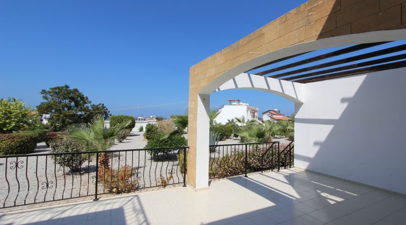 Bahceli Palms View Garden Apt 3 Bed - North Cyprus Property 9