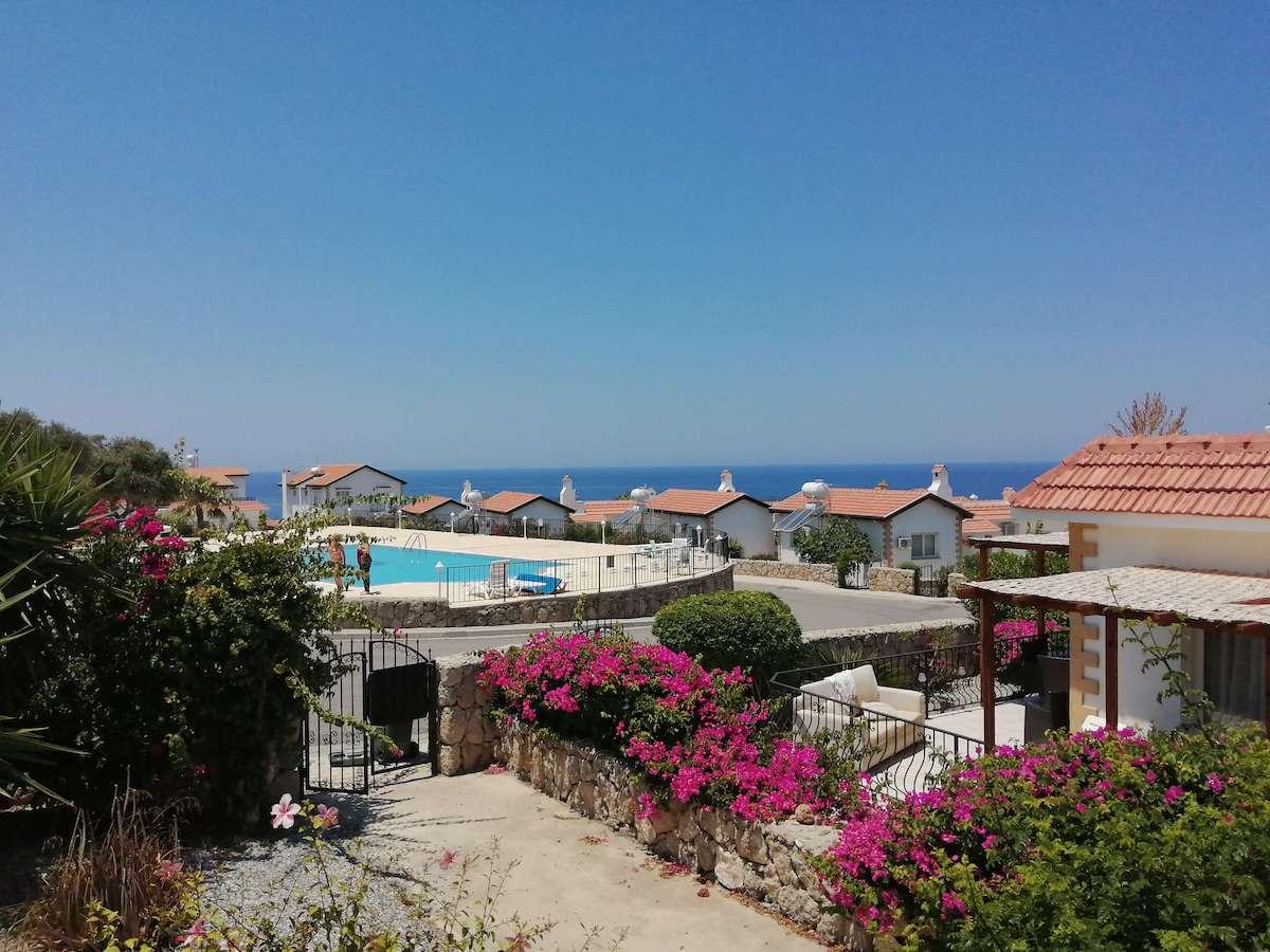 Esentepe Mediterranean Bungalow 2 Bed