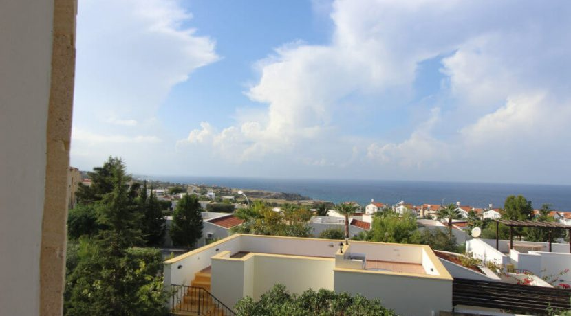 Esentepe Beach Penthouse 2 Bed - North Cyprus Property 12