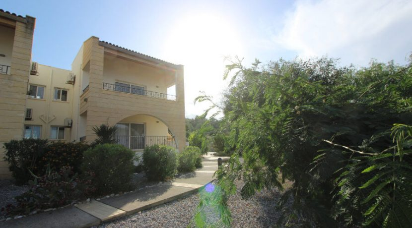 Esentepe Beach Penthouse 2 Bed - North Cyprus Property 13