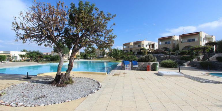 Esentepe Beach Penthouse 2 Bed - North Cyprus Property 16