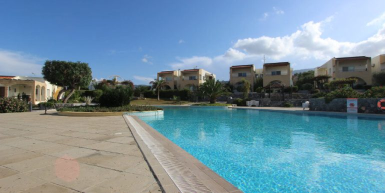 Esentepe Beach Penthouse 2 Bed - North Cyprus Property 19