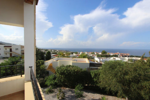Esentepe Beach Penthouse 2 Bed - North Cyprus Property 23