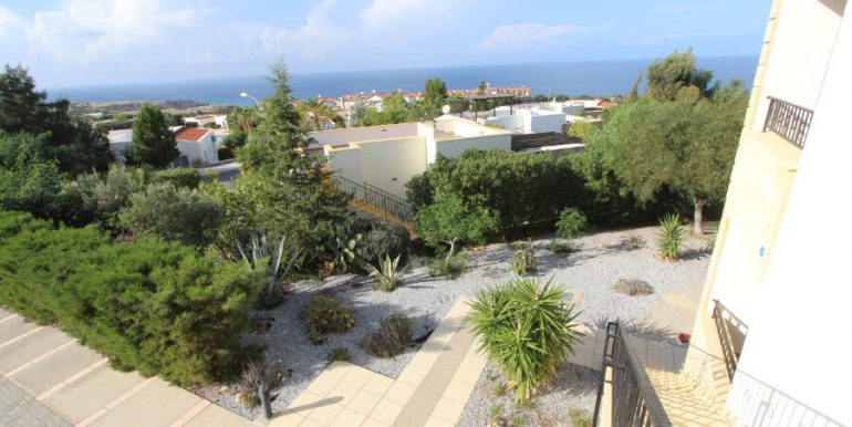Esentepe Beach Penthouse 2 Bed - North Cyprus Property 25