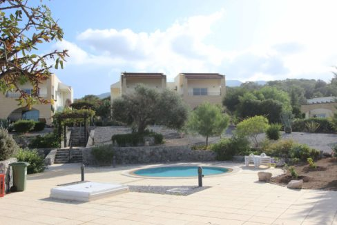 Esentepe Beach Penthouse 2 Bed - North Cyprus Property 26