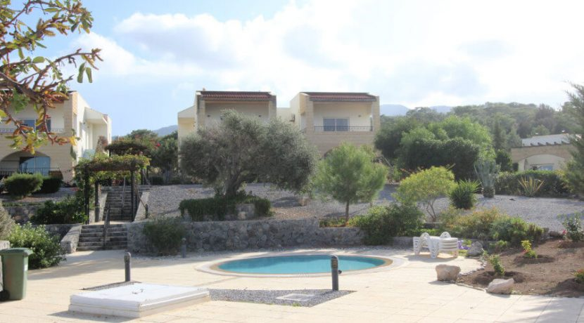 Esentepe Beach Penthouse 2 Bed - North Cyprus Property 27