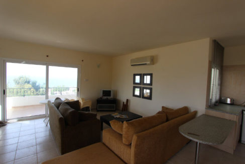 Esentepe Beach Penthouse 2 Bed - North Cyprus Property 6