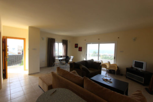 Esentepe Beach Penthouse 2 Bed - North Cyprus Property 7
