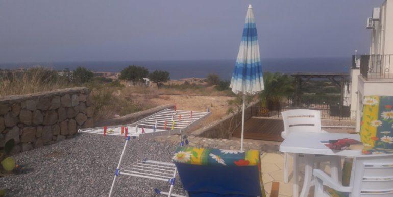 Esentepe Beach Seaview Garden Apartment 1 Bed - North Cyprus Property 5