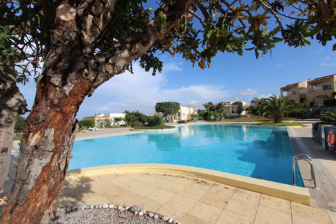 Esentepe Beach Seaview Garden Apartment 1 Bed - North Cyprus Property 7