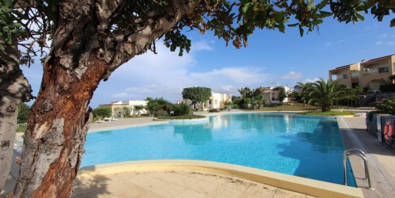 Esentepe Beach Seaview Garden Apartment 1 Bed - North Cyprus Property 7