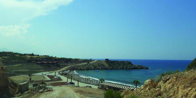 Esentepe Beach Seaview Garden Apartment 1 Bed - North Cyprus Property 8