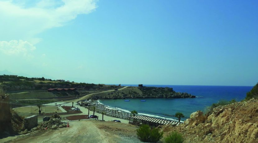 Esentepe Beach Seaview Garden Apartment 1 Bed - North Cyprus Property 8