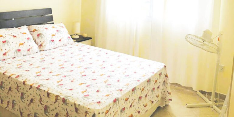 Esentepe Beach Seaview Garden Apartment 1 Bed - North Cyprus Property A10
