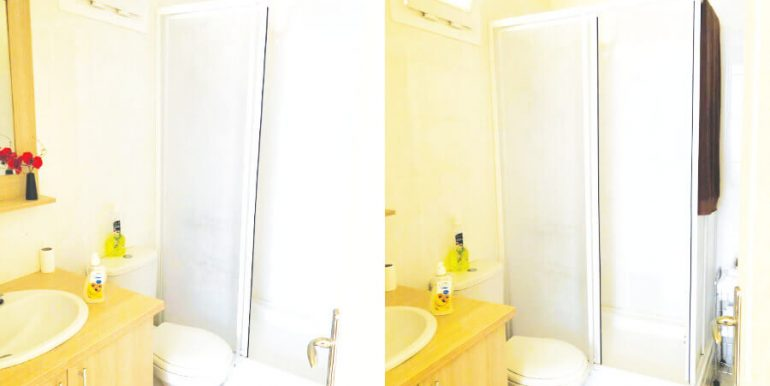 Esentepe Beach Seaview Garden Apartment 1 Bed - North Cyprus Property A11