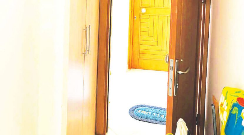Esentepe Beach Seaview Garden Apartment 1 Bed - North Cyprus Property A12