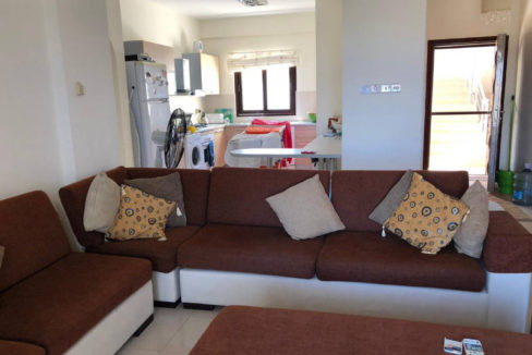 Esentepe Beachview Garden Apartment 3 Bed - North Cyprus Property 2