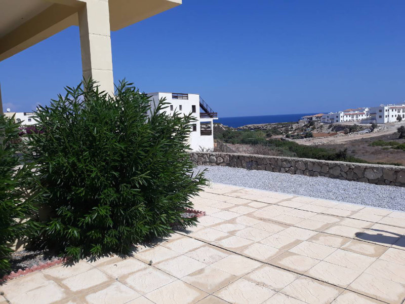 Esentepe Beachview Garden Apartment 3 Bed